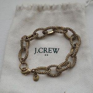 J Crew link bracelet